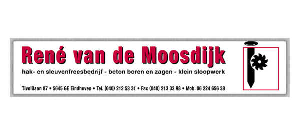 Rene van de Moosdijk