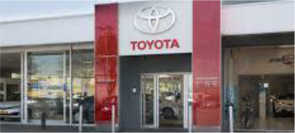 Toyota Oostendorp / Lease