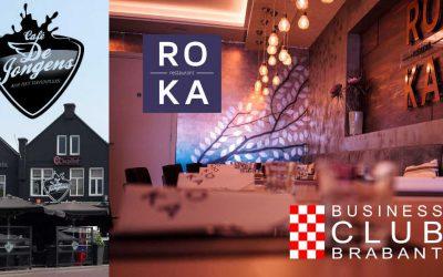Café De Jongens en restaurant ROKA